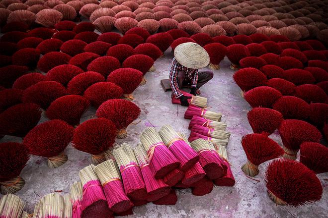 Bức ảnh ra đời vài tiếng trước khi cuộc thi khép lại và kết quả bất ngờ dành cho nhiếp ảnh người Việt - Ảnh 1.