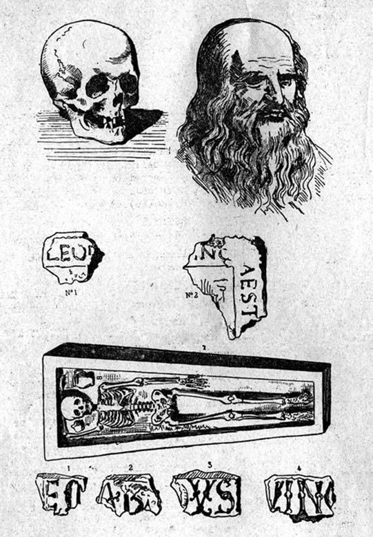 Thêm bằng chứng mới hé mở bí ẩn cuộc đời thiên tài toàn năng Da Vinci - Ảnh 3.