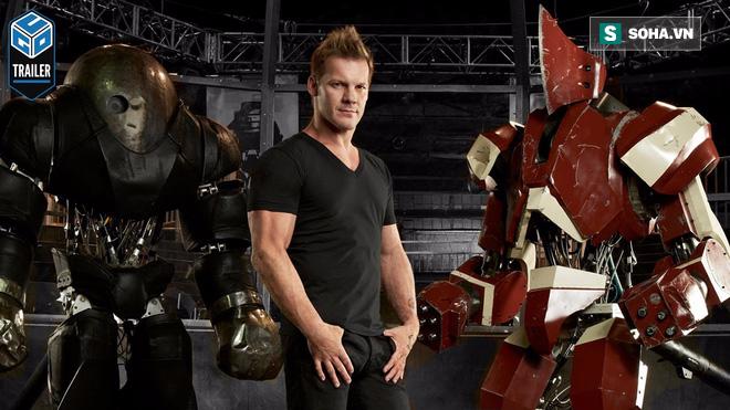 Trận chiến máu lửa của robot Mayweather và McGregor: Kết cục bi thảm hơn người thật! - Ảnh 1.