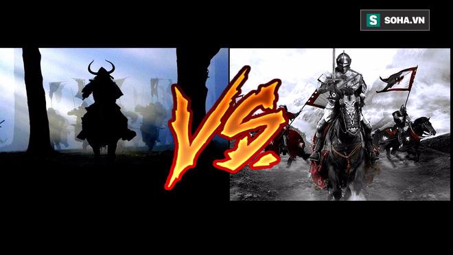 Samurai và kỵ sĩ thời Trung cổ: Ai mới là chiến binh mạnh nhất? - Ảnh 1.