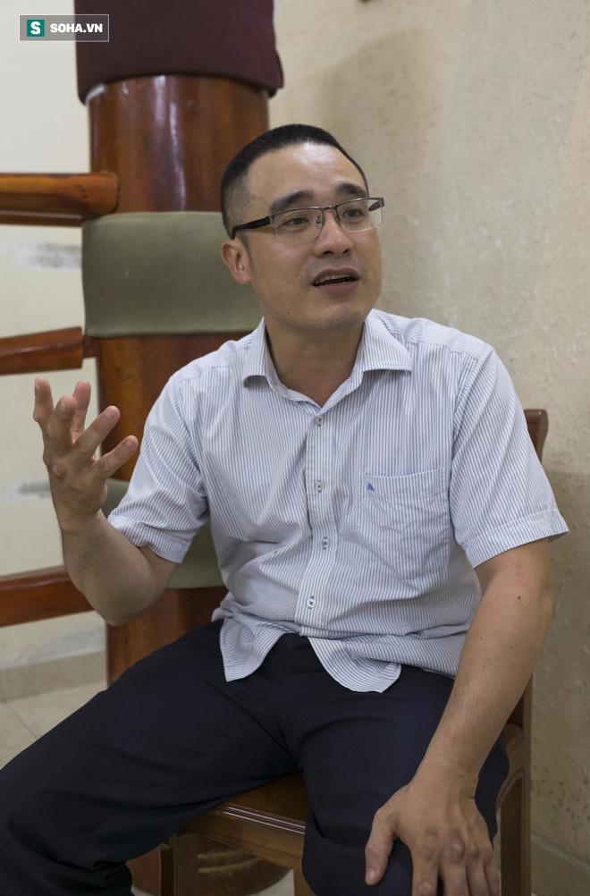 Võ sư Vịnh Xuân Nam Anh chỉ ra hàng loạt điều vô lý về nội công tâm pháp Nam Huỳnh Đạo - Ảnh 1.