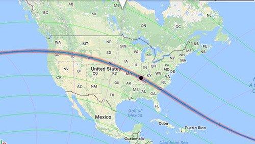 Toàn cảnh về nhật thực toàn phần sẽ diễn ra trong tháng 8 - Ảnh 2.