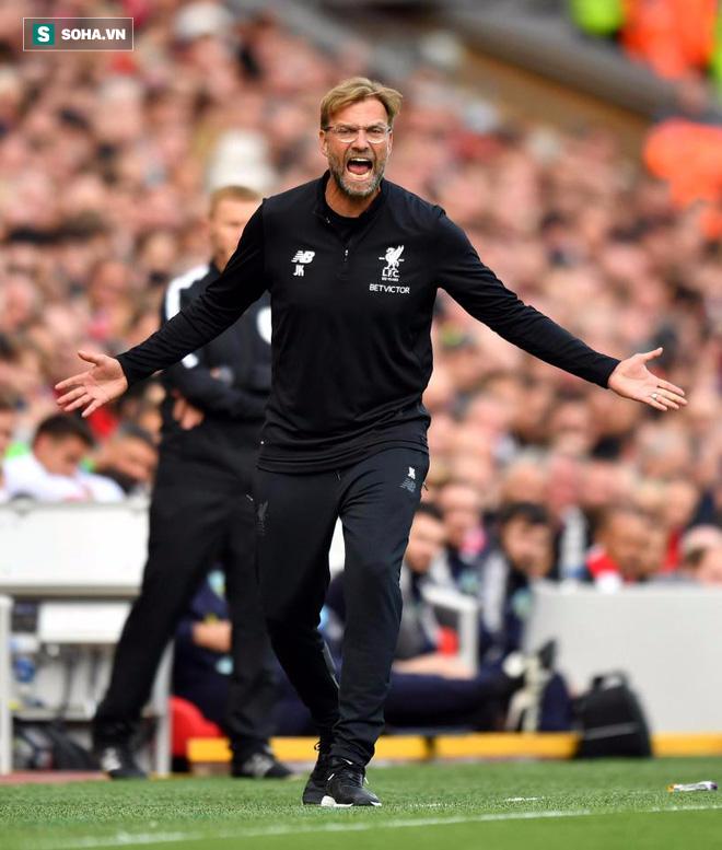 Điều Klopp làm giỏi nhất đang phá hỏng Liverpool - Ảnh 3.