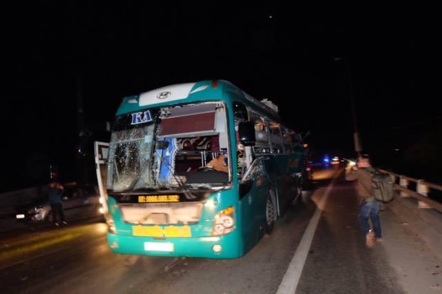Chủ tịch tỉnh Bắc Ninh: Công an xác định có chất nổ trên xe khách - Ảnh 4.