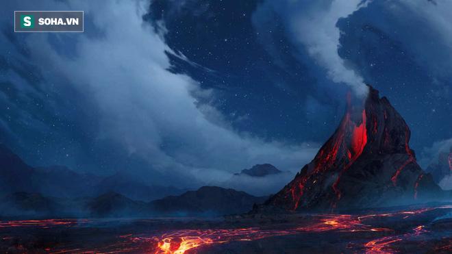 Phát hiện bằng chứng núi lửa phun trào, giúp khủng long ngự trị Trái Đất - Ảnh 1.