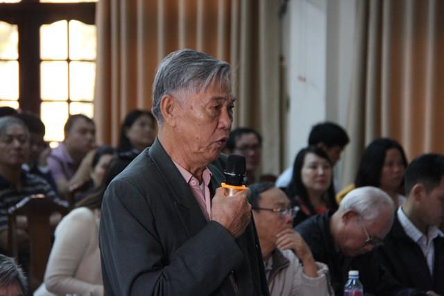 Bí thư Đà Nẵng trả lời cử tri về mức kỷ luật ông Huỳnh Đức Thơ - Ảnh 2.
