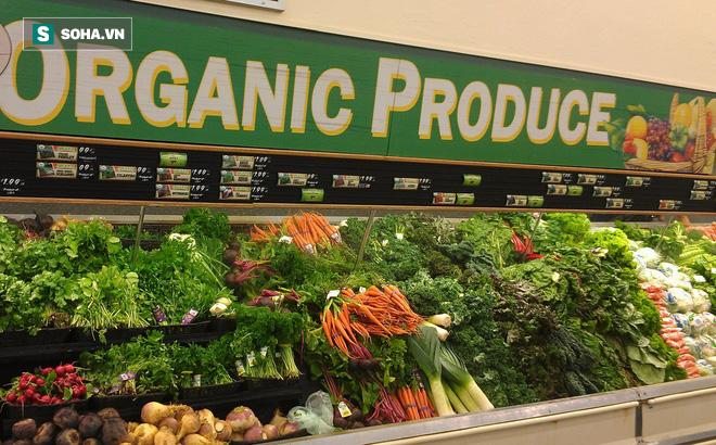 Thực phẩm hữu cơ - thị trường hứa hẹn có thêm nhiều triệu phú - Ảnh 1.