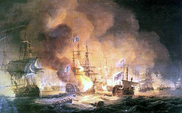 Hải chiến sông Nile: Cuộc đối đầu trên biển khét tiếng trong lịch sử nhân loại - Ảnh 3.