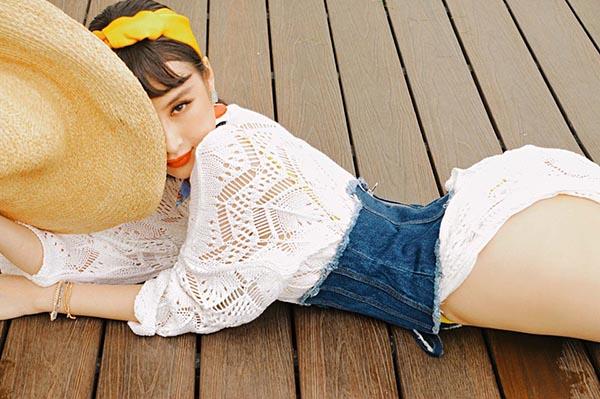 Angela Phương Trinh khoe thân hình nóng bỏng với bikini - Ảnh 7.