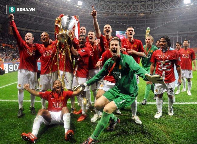 Tái ngộ Champions League, Man United sẽ lại là thủ lĩnh của nước Anh - Ảnh 2.