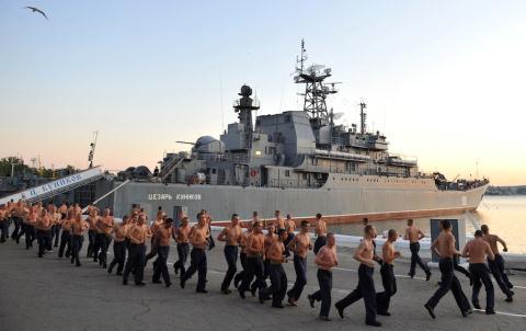 Báo Nga: Khủng bố không thể tập kích Tartus  - Ảnh 1.