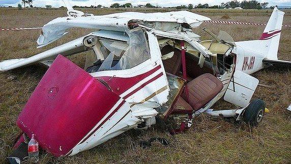 Điều gì đã khiến các nạn nhân trong một vụ máy bay rơi tử vong? - Ảnh 1.