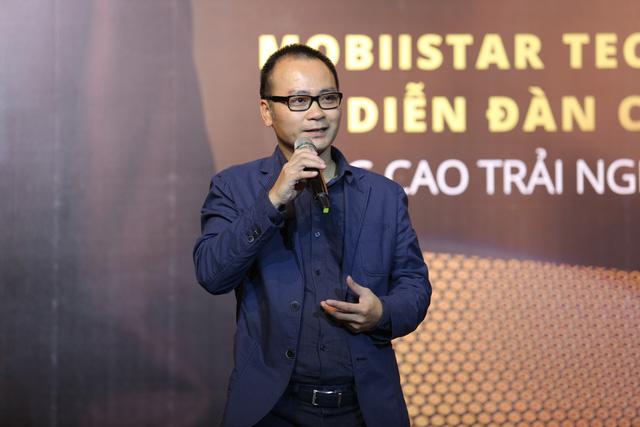 CEO Mobiistar: Chúng tôi trụ lại được vì không cố dựa mác điện thoại thương hiệu Việt để thuyết phục người dùng - Ảnh 2.