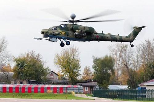 Nga phát triển MI-28NM thành trực thăng chiến đấu hoàn hảo - Ảnh 1.