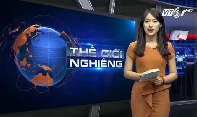 Chưa tròn 18 tuổi, cô nàng bắn 7 thứ tiếng Khánh Vy đã trở thành MC dẫn bản tin thời sự quốc tế - Ảnh 1.