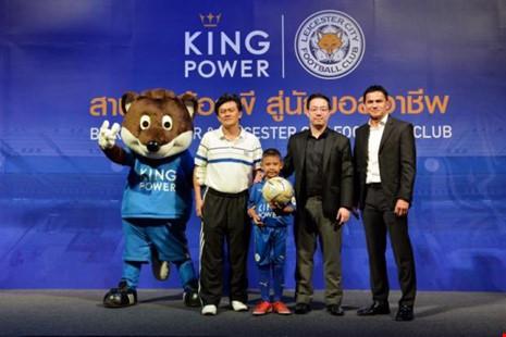 Thái Lan đưa thần đồng 7 tuổi sang Leicester City - Ảnh 2.