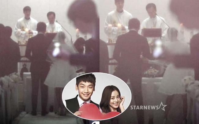 Cặp đôi giàu nhất nhì Kbiz Kim Tae Hee và Bi Rain tổ chức đám cưới chỉ 24 triệu đồng - Ảnh 1.