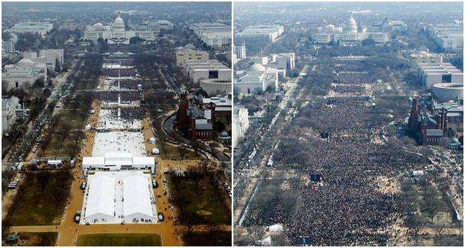 Truyền thông Mỹ kinh ngạc về cuộc họp báo bất thường và căng thẳng của Nhà Trắng - Ảnh 1.