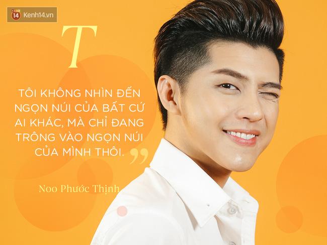 Noo Phước Thịnh: Tôi vẫn đứng chung sân khấu với Sơn Tùng, vẫn trao giải thưởng và chúc mừng cậu ấy đấy thôi! - Ảnh 1.