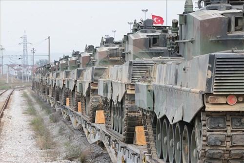 Thổ Nhĩ Kỳ nâng cấp quy mô lớn lực lượng xe tăng - Ảnh 1.