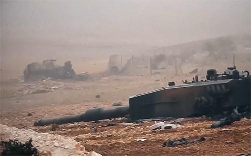 Thổ Nhĩ Kỳ nâng cấp quy mô lớn lực lượng xe tăng - Ảnh 2.