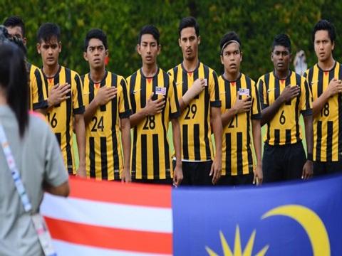 U23 Malaysia chốt danh sách, quyết chiến với U23 Việt Nam - Ảnh 1.