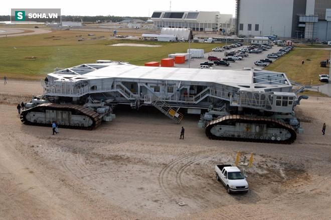 Siêu máy xúc Made in Germany và ngôi vị cỗ máy tự hành lớn nhất thế giới suốt 39 năm - Ảnh 2.