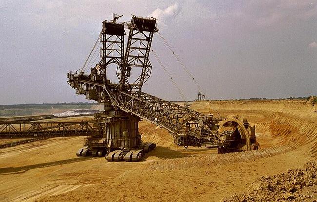 Siêu máy xúc Made in Germany và ngôi vị cỗ máy tự hành lớn nhất thế giới suốt 39 năm - Ảnh 4.