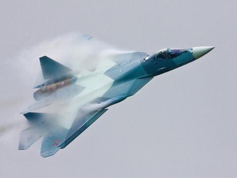 Mỹ chỉ nguyên nhân khiến Nga chưa thể trang bị T-50 - Ảnh 2.