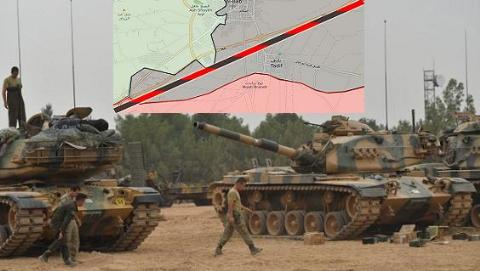 Thổ Nhĩ Kỳ độc chiếm al-Bab, Syria thành Tái ông thất mã - Ảnh 1.