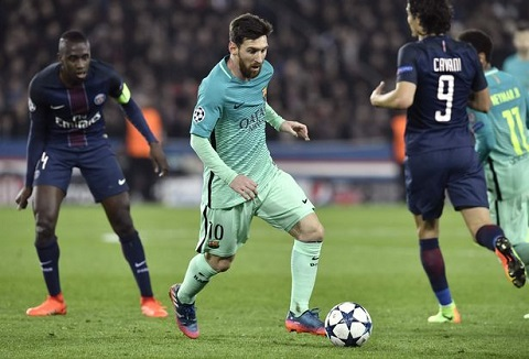 7 con số điên rồ trong ngày PSG HÀNH HẠ Barca - Ảnh 1.