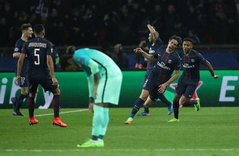 7 con số điên rồ trong ngày PSG HÀNH HẠ Barca - Ảnh 2.