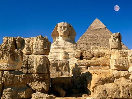 Những bí ẩn về bức tượng nhân sư nổi tiếng nhất Ai Cập - Ảnh 1.