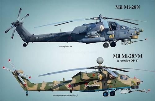"""""""Thợ săn đêm"""" nâng cấp Mi-28NM bắt đầu thử nghiệm từ cuối năm 2017 - Ảnh 2."""