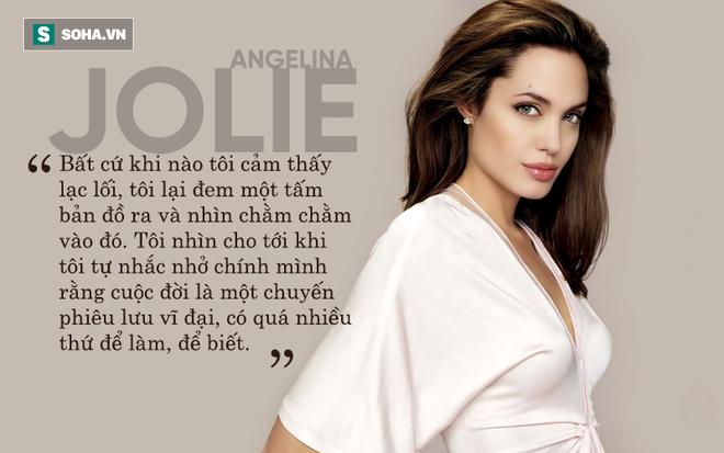 Từ bỏ người đàn ông sát cánh hơn 1 thập kỷ, Angelina Jolie đã sống thế nào? - Ảnh 2.