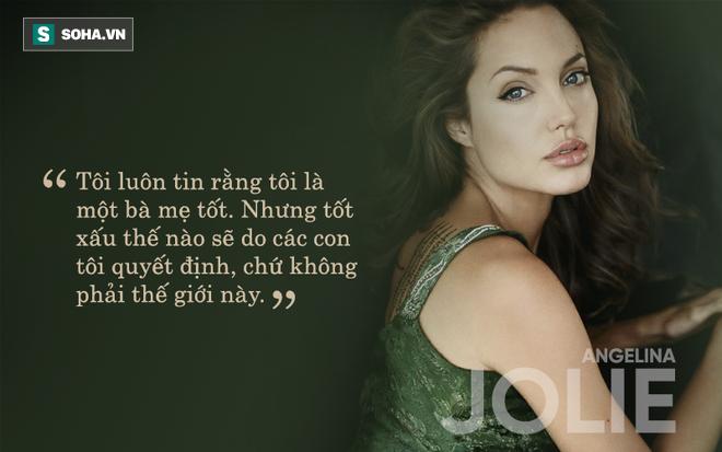 Từ bỏ người đàn ông sát cánh hơn 1 thập kỷ, Angelina Jolie đã sống thế nào? - Ảnh 5.