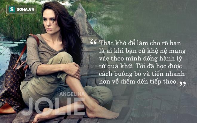 Từ bỏ người đàn ông sát cánh hơn 1 thập kỷ, Angelina Jolie đã sống thế nào? - Ảnh 3.