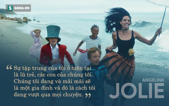 Từ bỏ người đàn ông sát cánh hơn 1 thập kỷ, Angelina Jolie đã sống thế nào? - Ảnh 4.