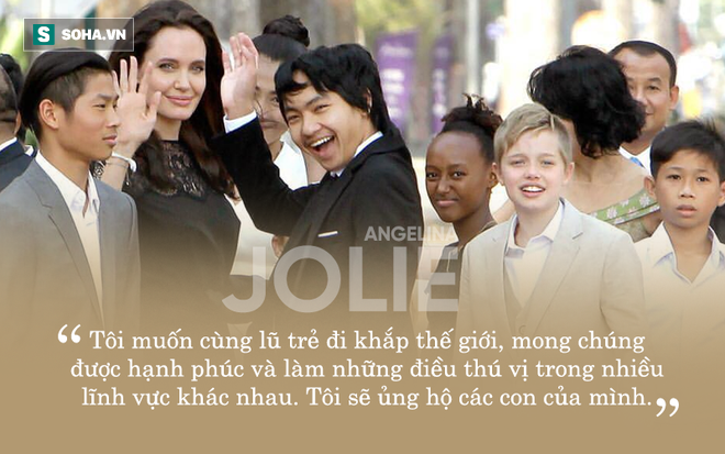 Từ bỏ người đàn ông sát cánh hơn 1 thập kỷ, Angelina Jolie đã sống thế nào? - Ảnh 6.