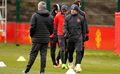Mourinho xử lý trường hợp Wayne Rooney khéo léo như thế nào? - Ảnh 1.