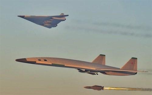 PAK DA sẽ là máy bay ném bom chiến lược hợp nhất của Nga trong tương lai - Ảnh 1.