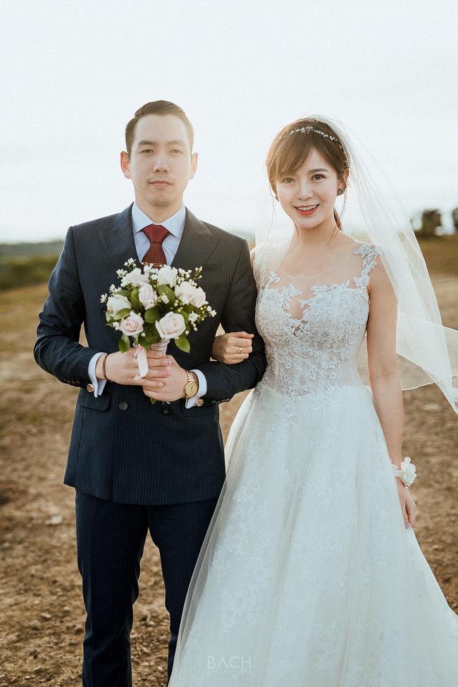 Tú Linh M.U khoe ảnh cưới cực hạnh phúc và lãng mạn được chụp ở 3 nước - Ảnh 1.