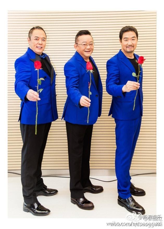 Bộ ba Bản lĩnh Kỷ Hiểu Lam bất ngờ tái ngộ sau 15 năm phim lên sóng - Ảnh 2.