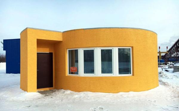 Chỉ tốn 10.000 USD và 24 giờ để xây được nhà, tuổi thọ lên tới 175 năm - Ảnh 2.