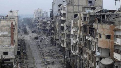 Quân đội Syria bao vây Damascus và chuẩn bị tấn công Raqqa - Ảnh 1.