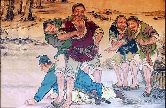 Giai thoại về Sở vương Hàn Tín và bát cơm trị giá ngàn vàng của bà già đói khổ - Ảnh 3.