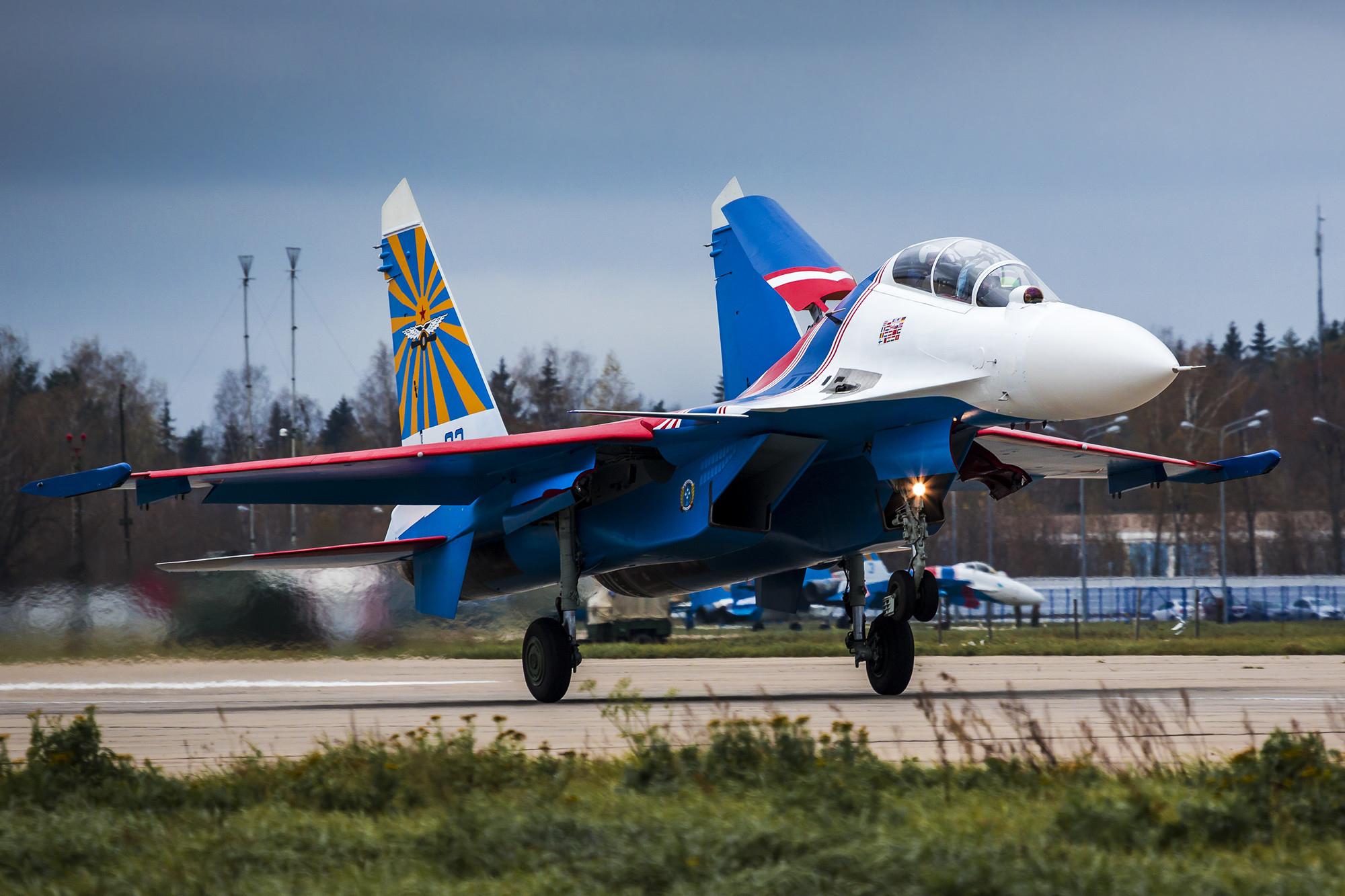 Tính năng của Su-30SM
