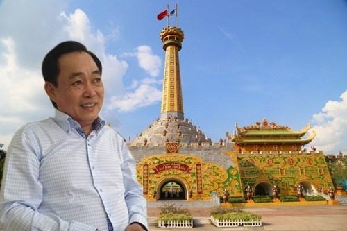 Ông Huỳnh Uy Dũng: Giàu hay nghèo đích đến vẫn là mưu cầu hạnh phúc - Ảnh 1.