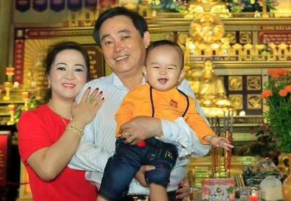 Ông Huỳnh Uy Dũng: Giàu hay nghèo đích đến vẫn là mưu cầu hạnh phúc - Ảnh 2.