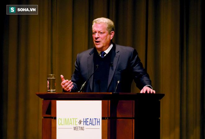 Nguyên phó tổng thống Al Gore tiết lộ sát thủ giết nhiều người Mỹ hơn bão, lũ, sét - Ảnh 1.